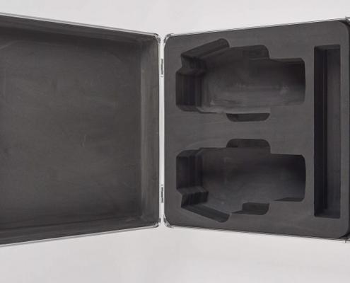 wypełnienie piankowe do walizki