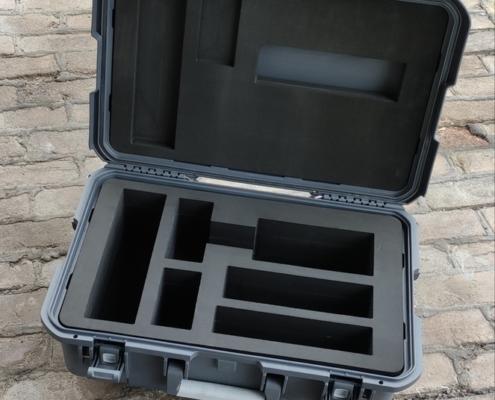 gąbka do wypełnienia walizki